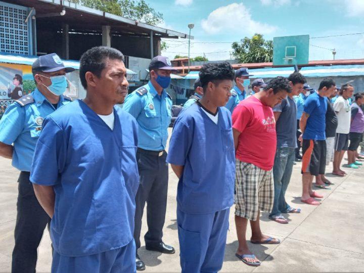 Capturan a 14 delincuentes de alta peligrosidad en Carazo