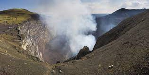 INETER no registra actividad sísmica en el volcán Masaya Managua. Radio La Primerísima