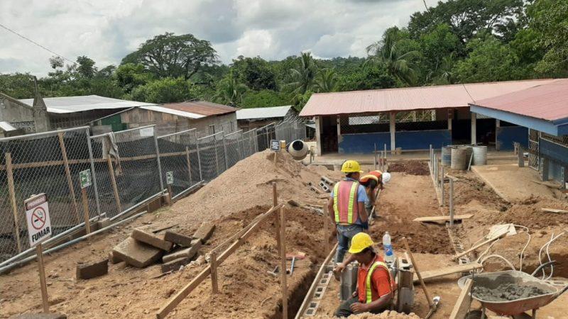 Invertirán 65 millones de córdobas en infraestructura escolar Managua. Radio La Primerísima