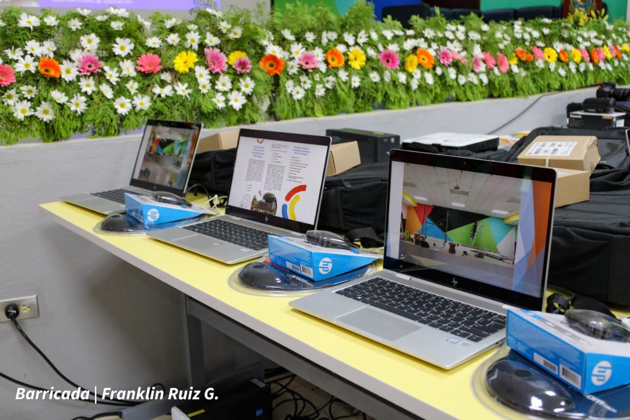UNAN inauguran Centro de Innovación Tecnológica Managua. Por Jaime Mejía/Radio La Primerísima