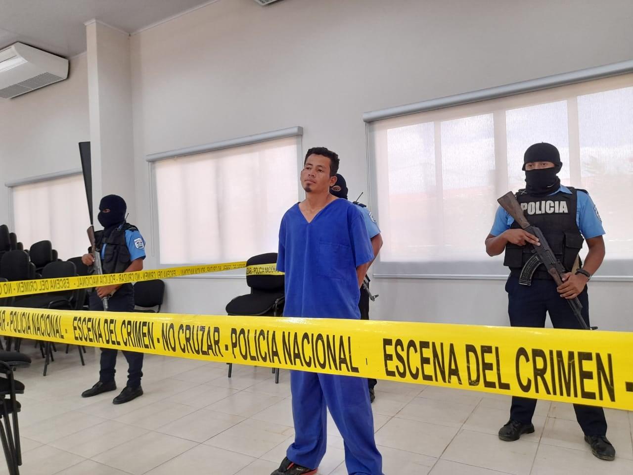 Capturan al autor de una muerte homicida en Tipitapa Managua. Radio La Primerísima