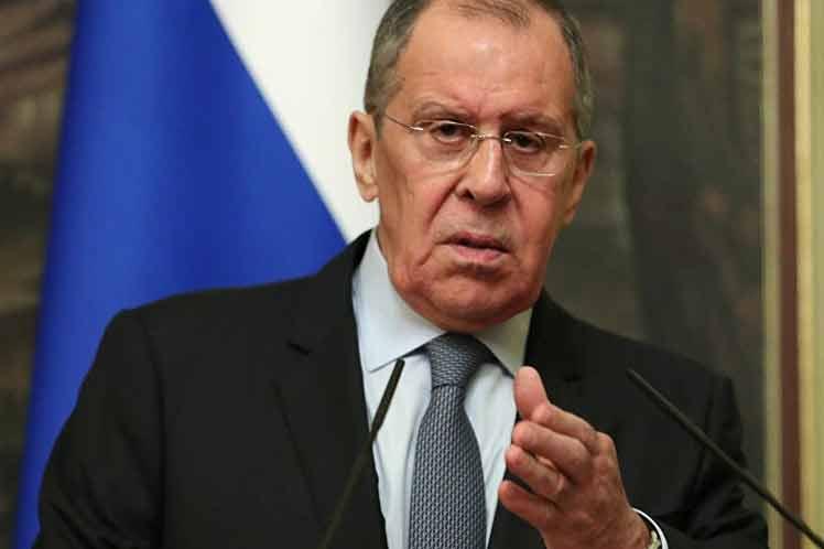 Rusia responderá cualquier medida hostil de EEUU Nursultan. Prensa Latina