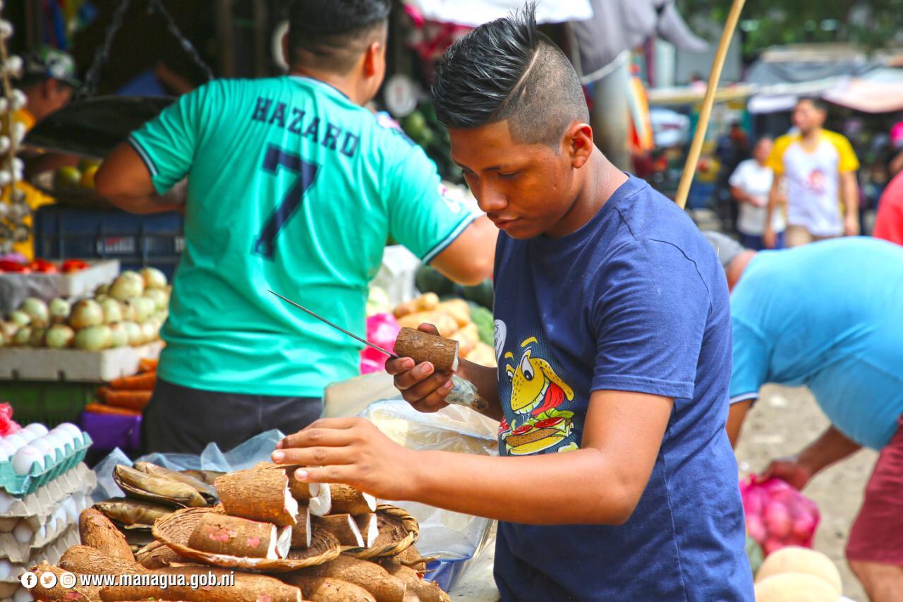 Mercado Mayoreo tendrá centro de acopio para desechos sólidos Managua. Radio La Primerísima
