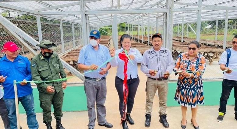 Mejoran centro de acopio cacao en comarca El Hormiguero en Siuna Managua. Radio La Primerísima
