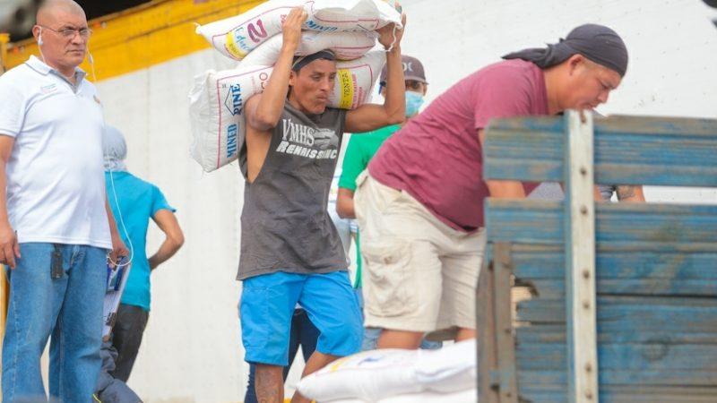 MINED distribuye Merienda Escolar Managua. Por Jaime Mejía/Radio La Primerísima