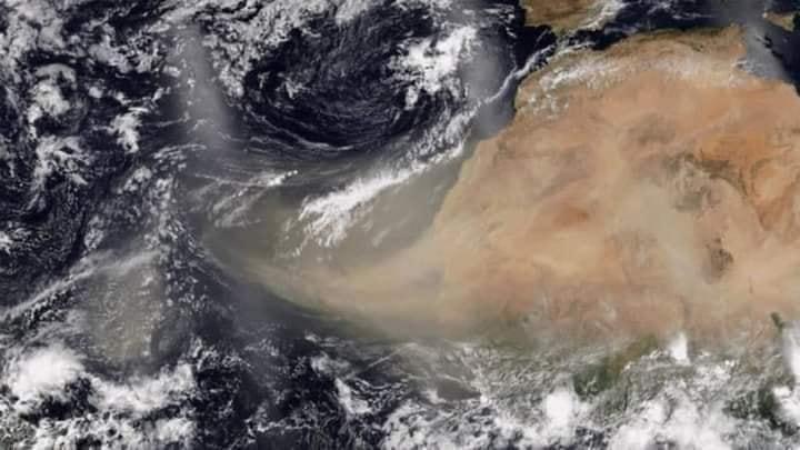 Nube de polvo del Sahara afectará a Nicaragua Managua. Radio La Primerísima
