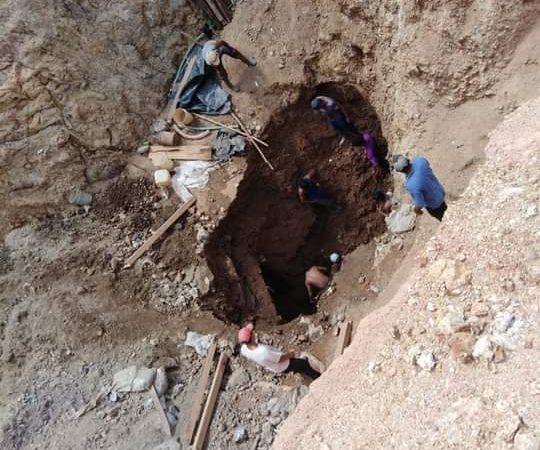Derrumbe cobra la vida de minero artesanal en Río San Juan Managua. Por Radio La Primerísima