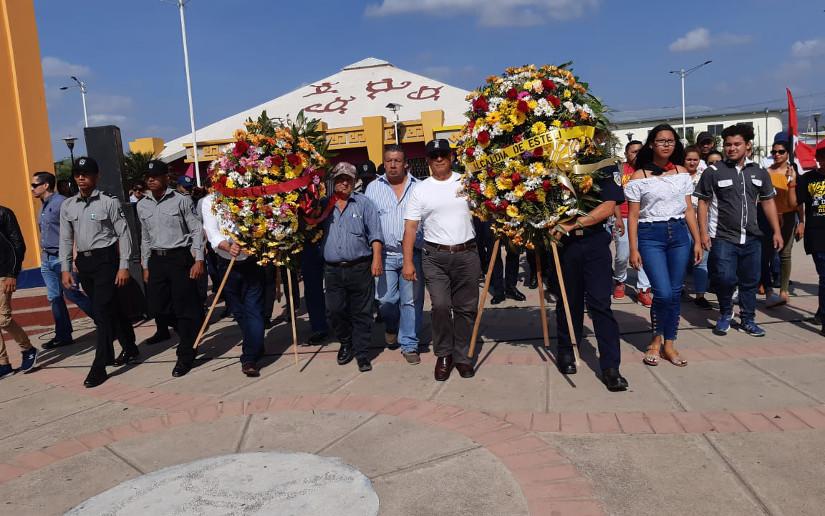 Estelí recuerda insurrección y honra a héroes Managua. Radio La Primerísima