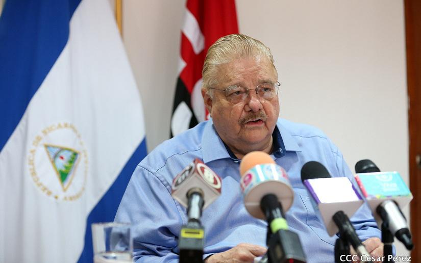 Fallece Paul Oquist, secretario de políticas públicas Managua. Radio La Primerísima