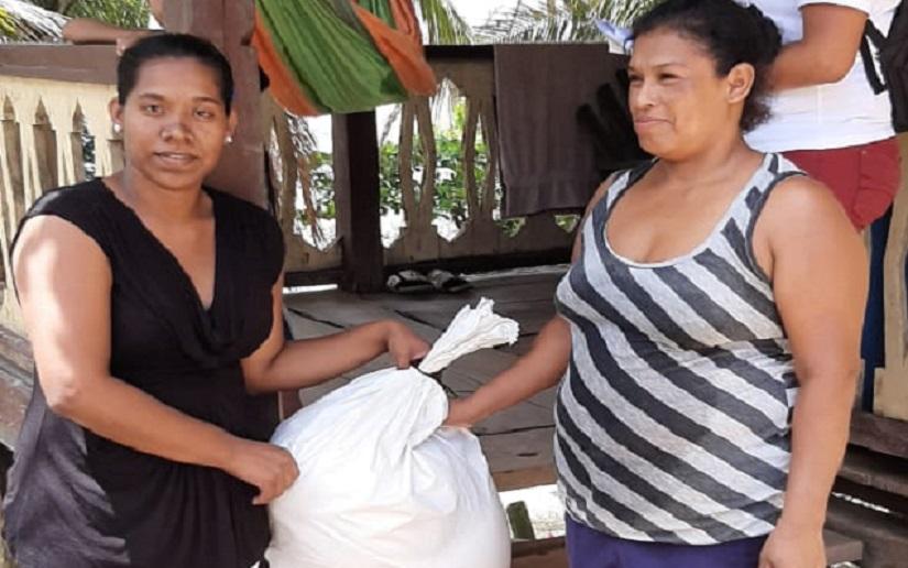 Distribuirán 54 mil paquetes alimentarios Managua. Radio La Primerísima
