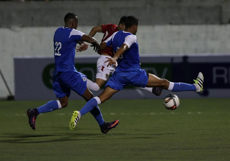 Aficionados presentes en partido del Real Estelí FC Managua. Radio La Primerísima