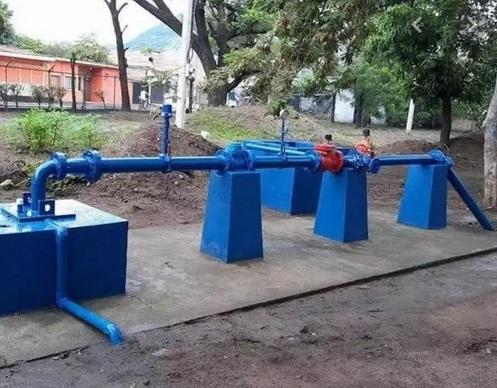Familias de una comarca de Camoapa tendrá servicio de agua Managua. Radio La Primerísima