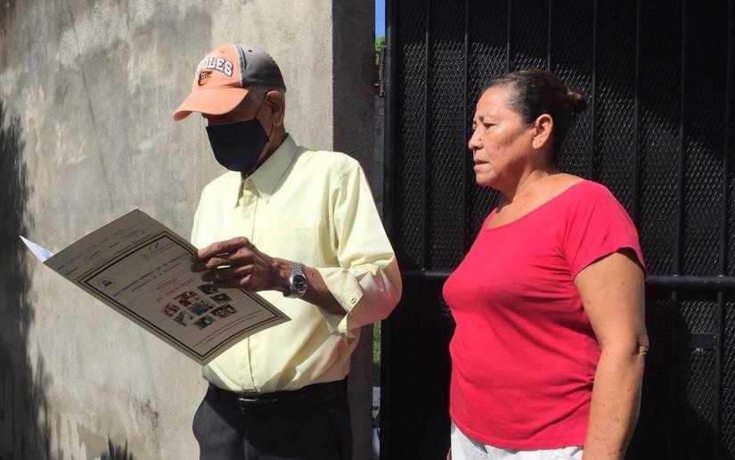 Productores reciben títulos de propiedad Managua. Por Jaime Mejía/Radio La Primerísima