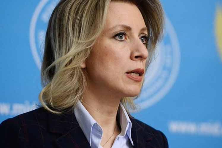 Rusia responde ante nueva amenaza de EEUU Moscú. Prensa Latina