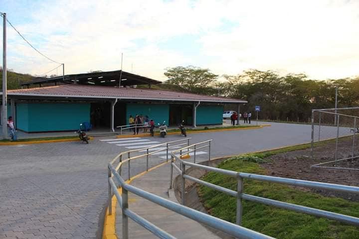 Inauguran terminal de buses en El Guasaule Managua. Radio La Primerísima