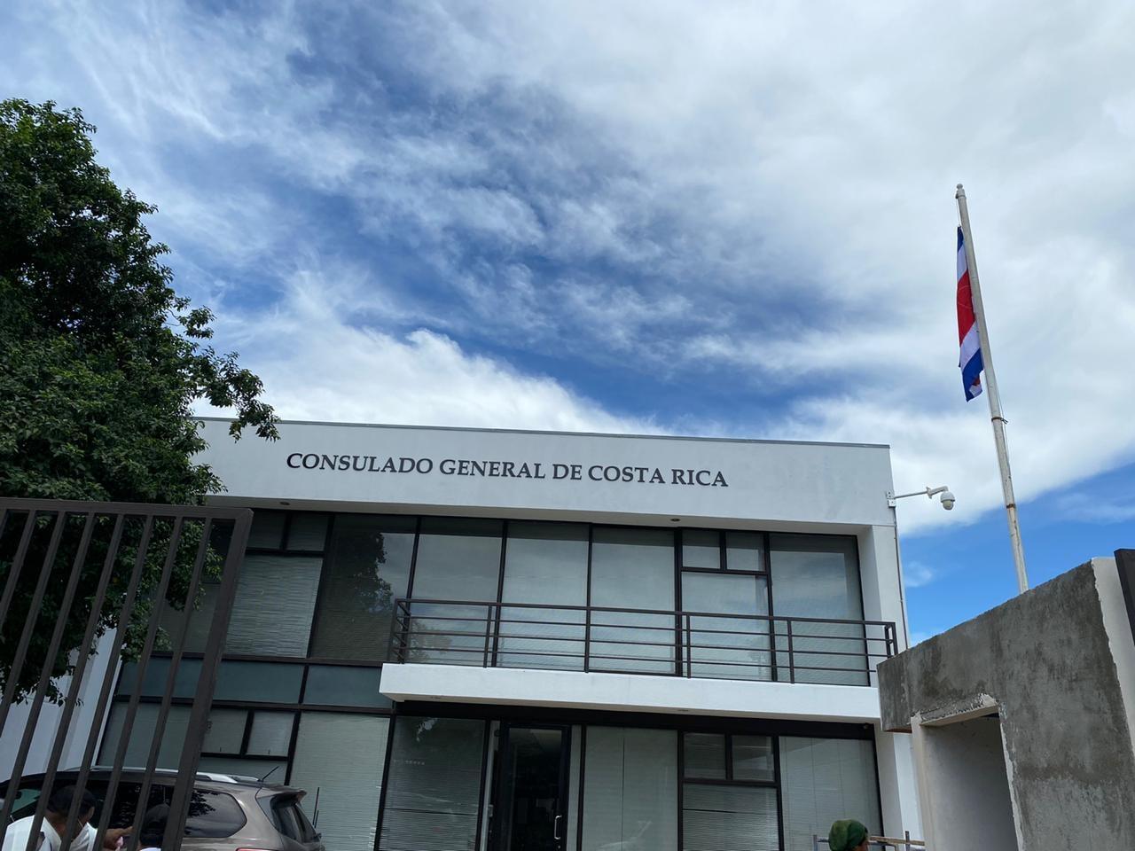 Ticos reactivan atención para solicitar visas Managua. Radio La Primerísima