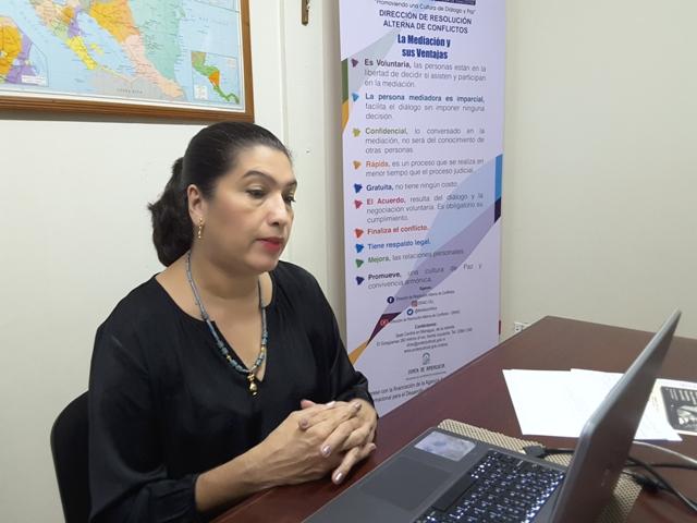Instalarán tercera sala de mediación en Tipitapa Managua. Por Jaime Mejía/Radio La Primerísima