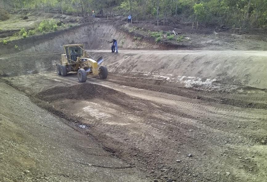 Avanza construcción del sistema de alcantarillado en Tola Managua. Radio La Primerísima