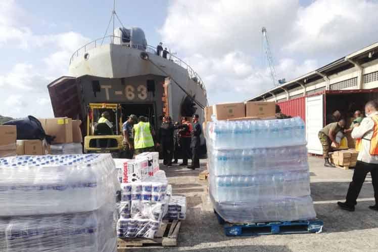 ALBA-TCP intensifica apoyo a San Vicente y las Granadinas Caracas. Prensa Latina