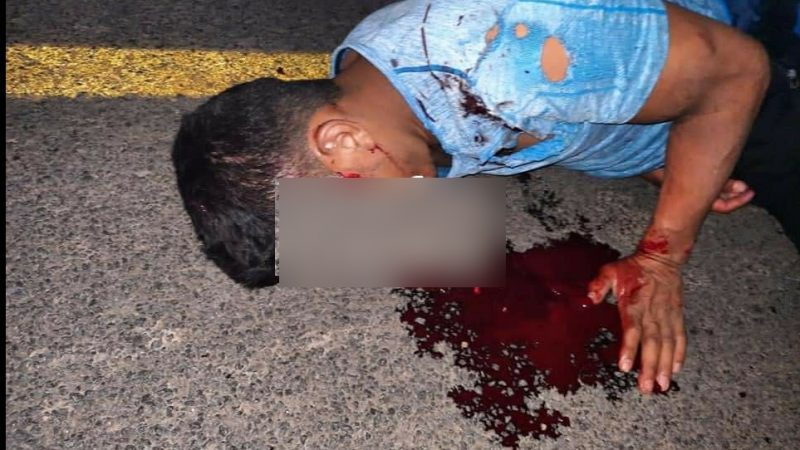 Un muerto y un lesionado en accidente de tránsito Managua. Radio La Primerísima
