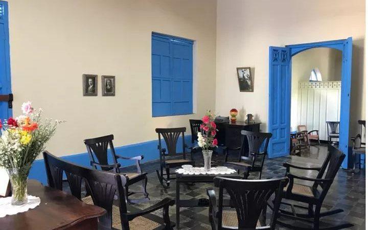 Conozca la casa donde vivió Sandino Managua. Radio La Primerísima