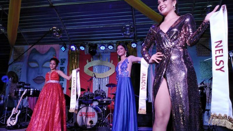 Eligen a reina de Fiestas Patronales en El Rama Managua. Radio La Primerísima