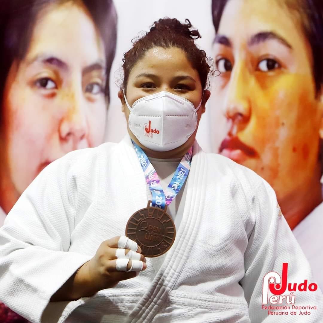 Nica logra medalla de bronce en Panamericano de Judo Managua. Radio La Primerísima