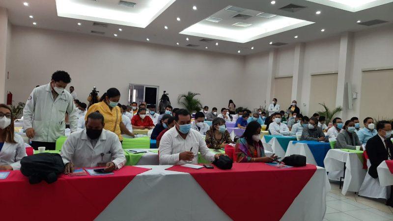 Médicos afianzan conocimientos para detectar padecimientos renales en niños Managua. Por Libeth Gonzalez/Radio La Primerísima