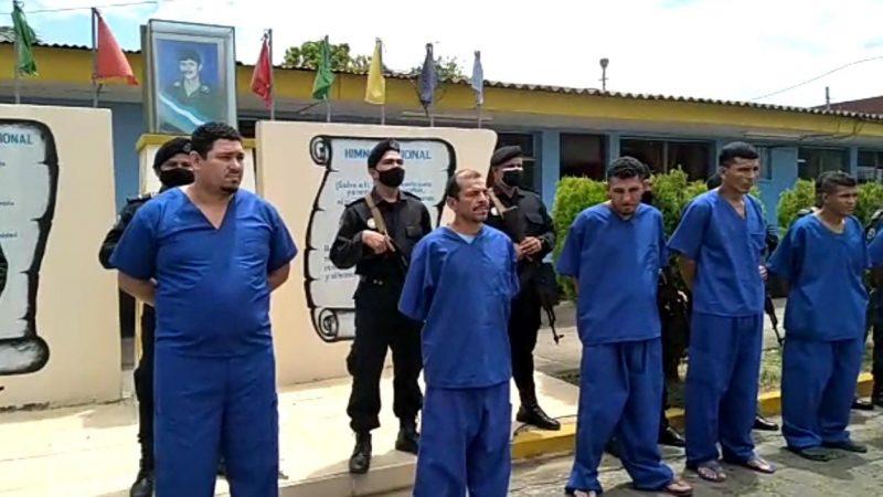 Policía de Rivas captura a sujetos abusadores de mujeres Managua. Radio La Primerísima
