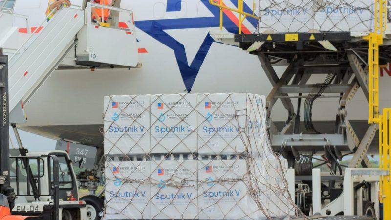 Llegan a Nicaragua 70 mil dosis de vacunas Sputnik V Managua. Radio La Primerísima