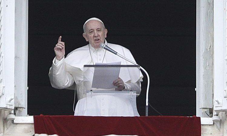 Papa Francisco condena la violencia entre Israel y Palestina cooperativa.cl