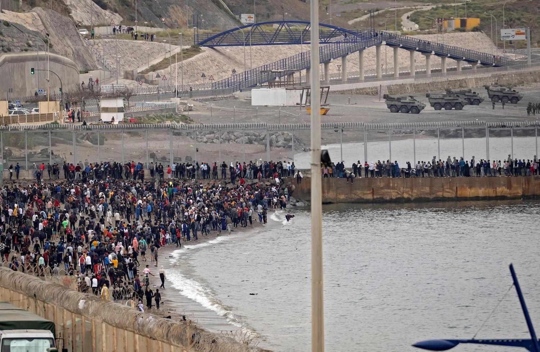Ceuta, vergüenza de España y Europa Por Guadi Calvo | Agencia ALAI, Ecuador