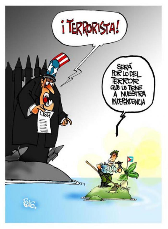 ¿Por qué es inmoral y absurdo que EEUU acuse a Cuba de terrorismo? Por Delfín Xiqués Cutiño y Raúl Antonio Capote / Diario Granma, Cuba