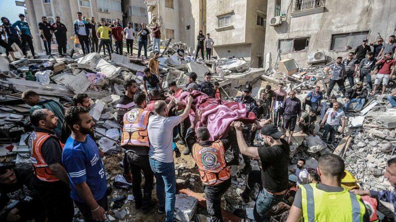 El exterminio del pueblo palestino Por Stella Calloni | Resumen Latinoamericano