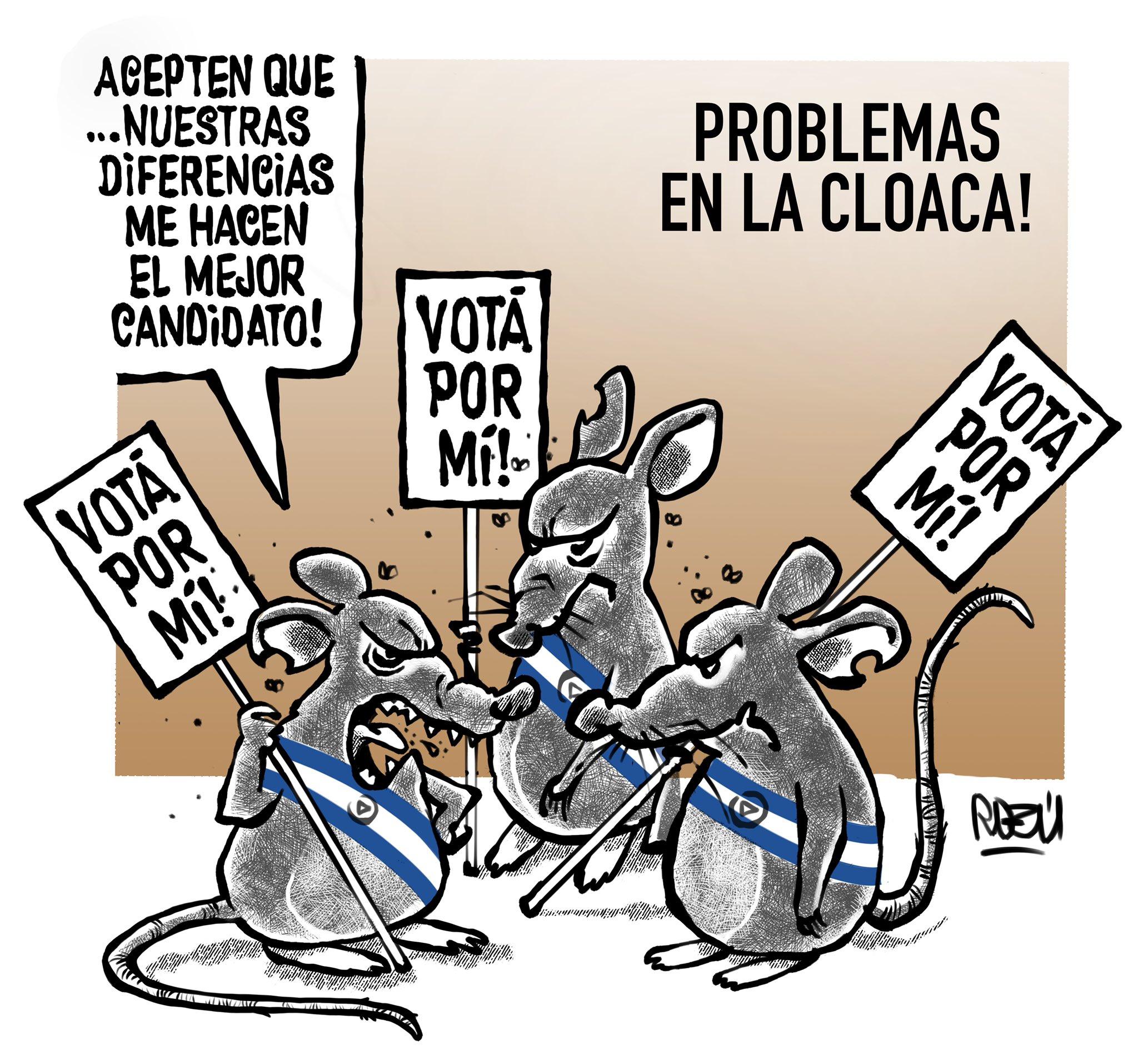 ¿Políticos de oposición o políticos en descomposición? Por José Aragón