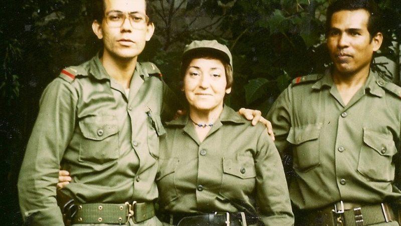 Ha partido la doctora Felisa, que amó profundamente a Nicaragua https://seniales.blogspot.com