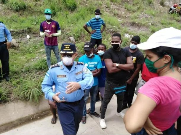 Detienen a 182 nicaragüenses en Honduras