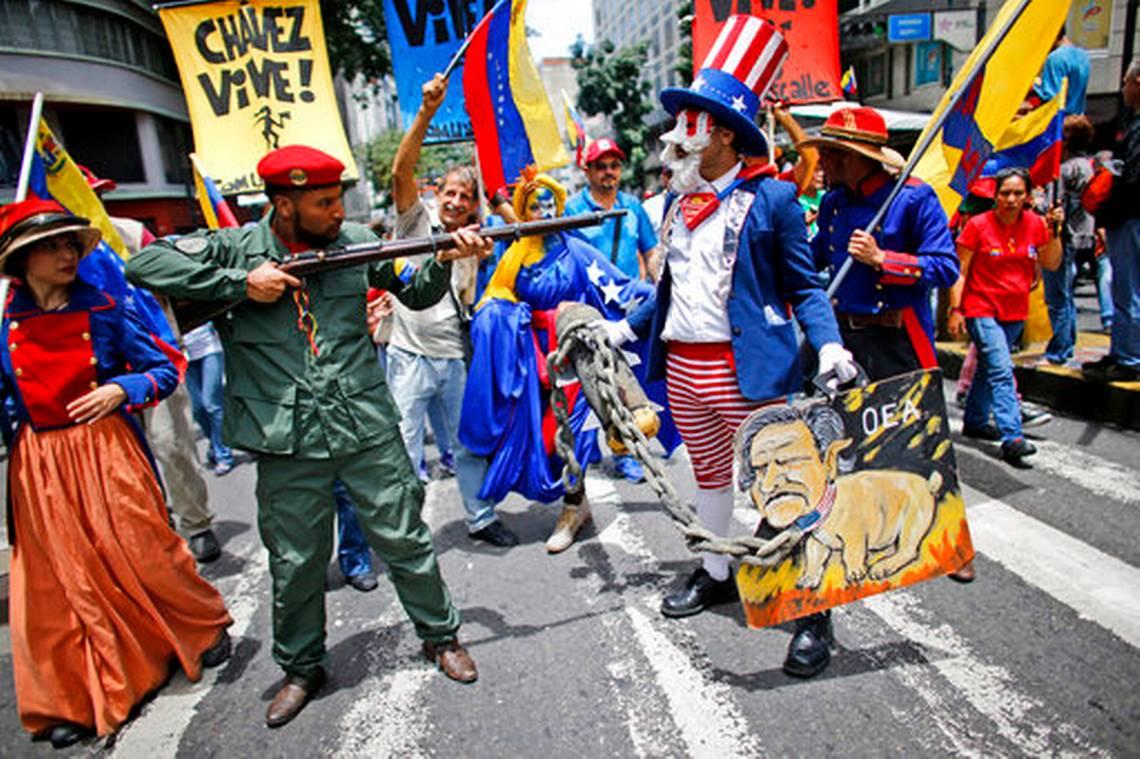 Diálogo y negociación en Venezuela Por Sergio Rodríguez Gelfenstein | Agencia ALAI, Ecuador