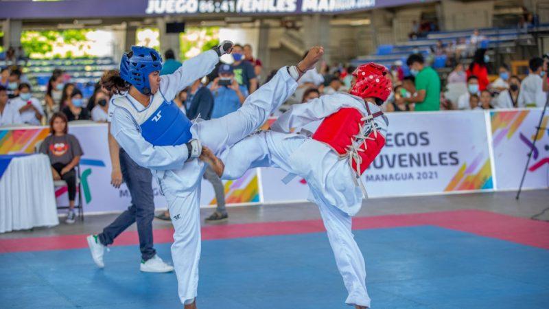 Realizan primer campeonato de taekwondo en Managua Managua. Radio La Primerísima