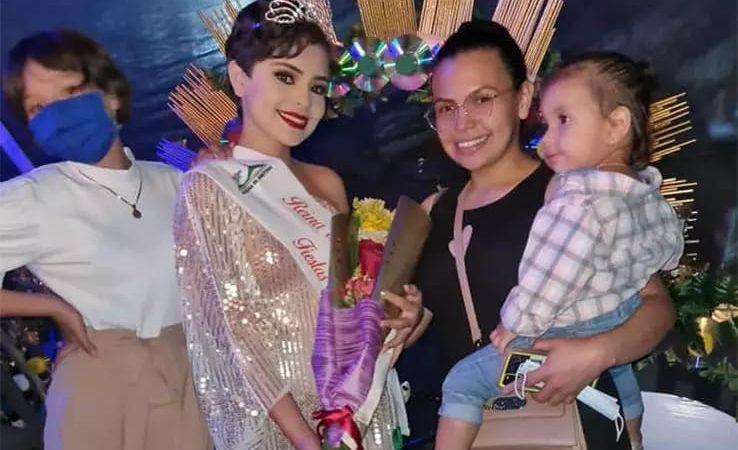 Jinotega elige a su reina del 316 aniversario de la Santa Cruz Managua. Radio La Primerísima
