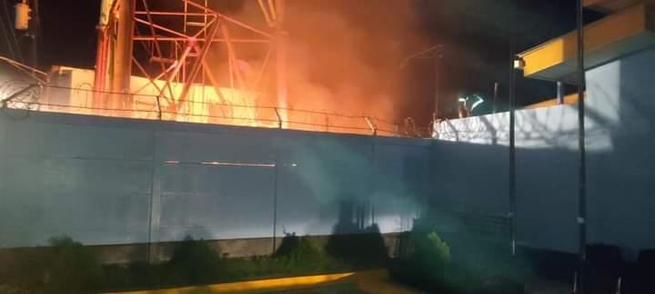 Sofocan conato de incendio en Caribe Sur Managua. Radio La Primerísima