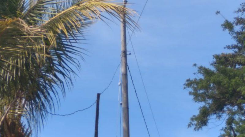 Pobladores de comunidad de Matiguás estrenan energía eléctrica Managua. Radio La Primerísima