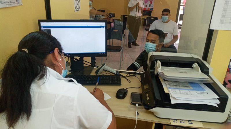Migración agiliza atención en Jinotepe Jinotepe. Por Manuel Aguilar/Radio La Primerísima