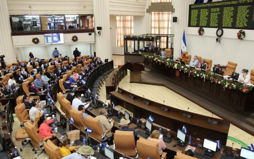 Asamblea Nacional elige a magistrados del CSE Managua. Por Danielka Ruíz/Radio La Primerísima