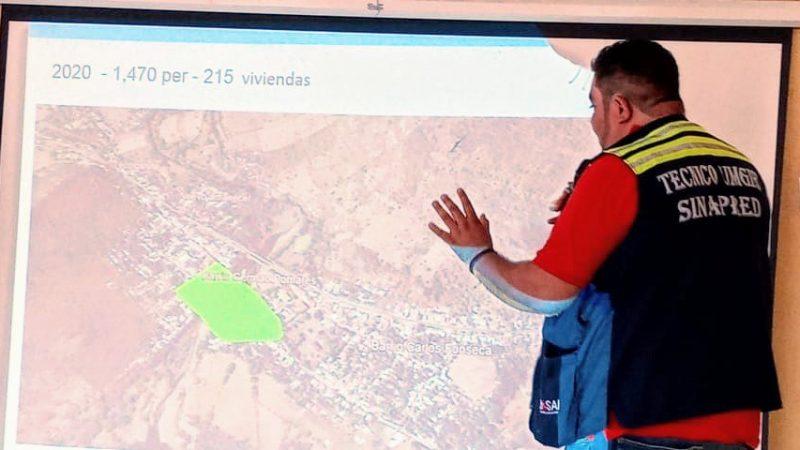 SINAPRED evalúa puntos críticos en Boaco y Granada Managua. Radio La Primerísima