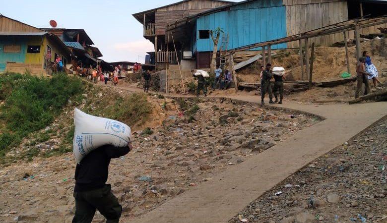 Escuelas de Prinzapolka reciben Merienda Escolar Managua. Radio La Primerísima