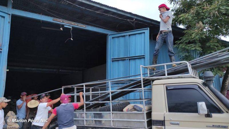 Empezarán a construir puente en Triángulo Minero Managua. Radio La Primerísima