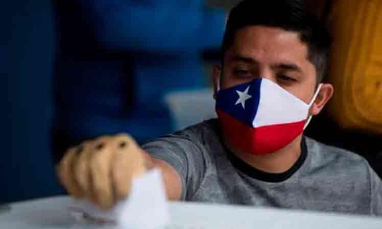 Casi 15 millones de chilenos acuden a las urnas Santiago de Chile. Prensa Latina