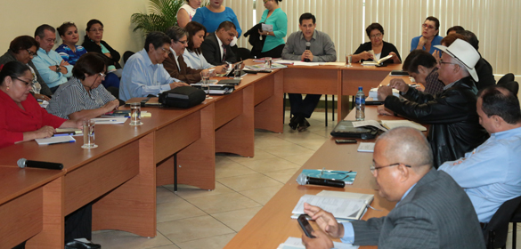Todo listo para reformar ley contra lavado de dinero Managua. Radio La Primerísima