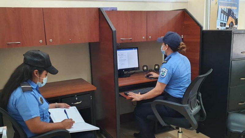 Policía inaugura comisaría en municipio San Nicolás Managua. Por Jerson Dumas/Radio La Primerísima